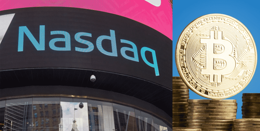 Even as Bitcoin faces a slump, NASDAQ has other plans for the sector of cryptocurrency.
