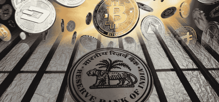 Reserve Bank of India: changing gears on crypto currency.