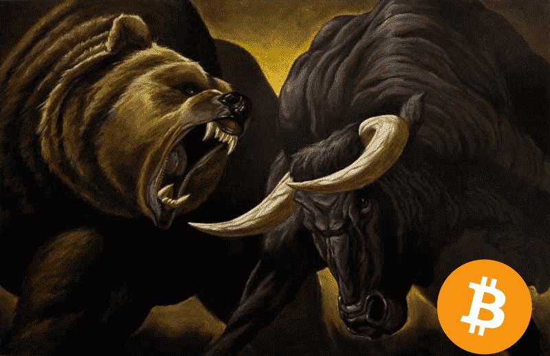 Bitcoin Price Fallen Below Market