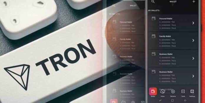 TronWallet For TRX Cryptocurrency Goes Live With Its Complete Feature List