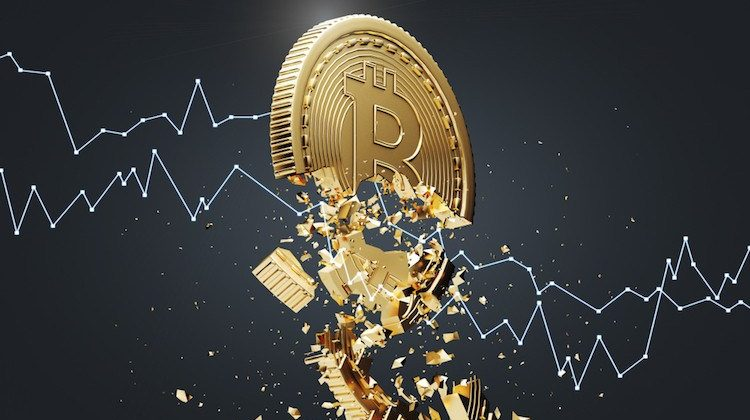 Bitcoin crash: that hides a much darker secret
