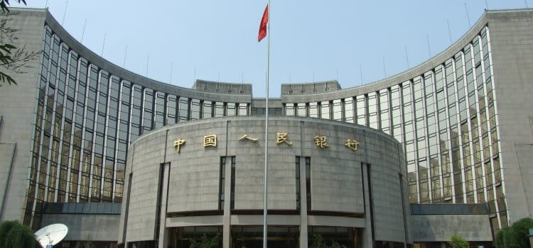 The People's Bank of China (PBoC) Plans to Hold down free distributions of crypto tokens