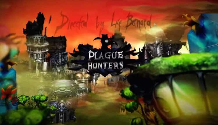 plague hunters logo