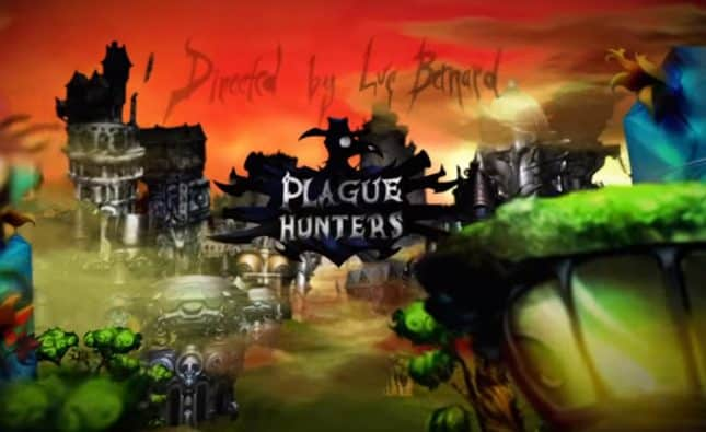 Plague Hunters, an upcoming Blockchain based game gets introduced in PS4
