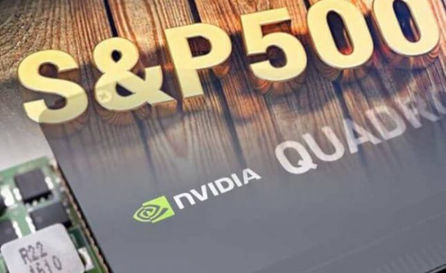 GPU Producer Nvidia Worst Performer in S&P 500 following Crypto Mining Downtrend