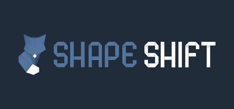 ShapeShift Is Alleged of laundering Money Worth $6 Million, Says WSJ