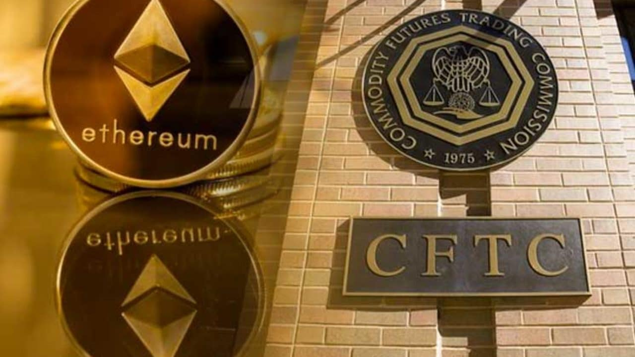 US CFTC Willing To Sanction Ethereum Futures