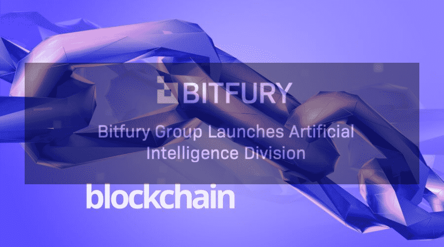 Blockchain Firm Bitfury Starts Artificial Intelligence Division