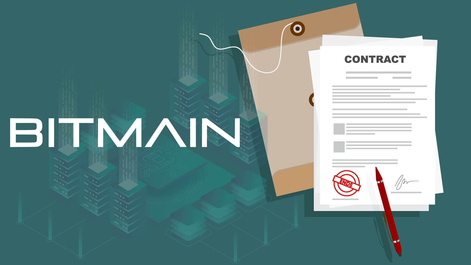 Bitmain Terminates the Deal With Texas Mining Farm Operator