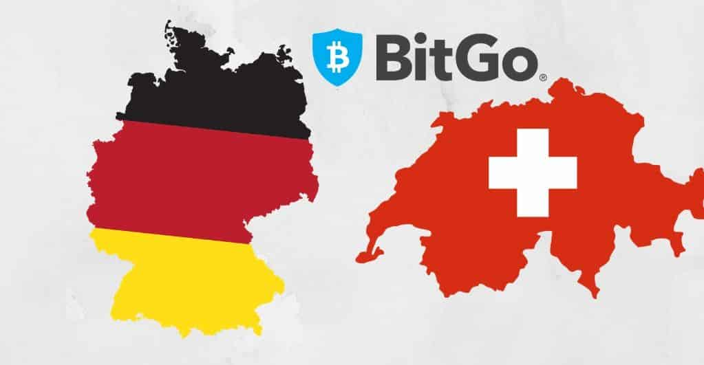 BitGo Expands in Switzerland and Germany