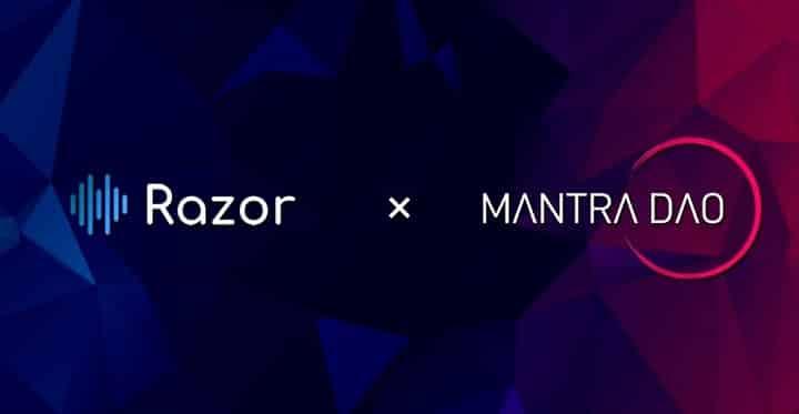 MantraDAO Partners Razor