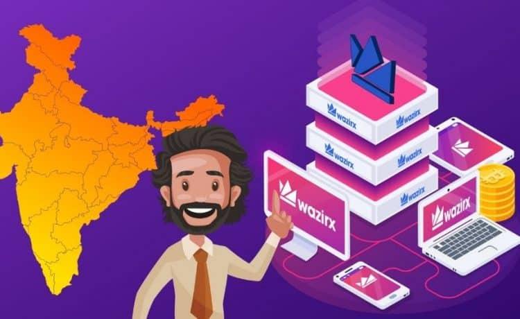 Indian Crypto Exchange WazirX
