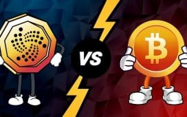 IOTA Vs. Bitcoin