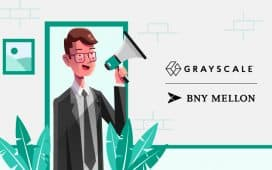 Grayscale Invest. & BYN Mellon to Provide Asset Servicing